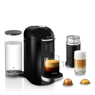 $Nespresso by Breville Vertuo Plus Deluxe Bundle - Bloomingdale's