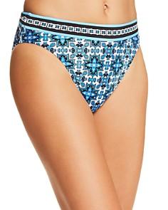 Profile by Gottex - Printed Full Bikini Bottom