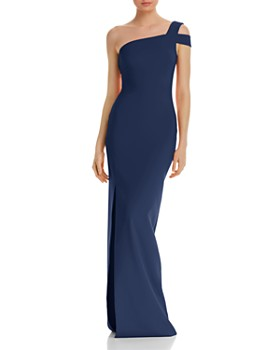 LIKELY - Maxson One-Shoulder Gown