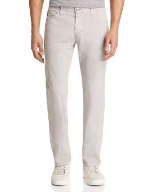 Ag Graduate Slim Straight Jeans in Sulfur Pebble Beach 2990227