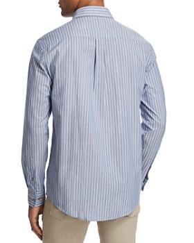 Johnnie-O - Troxler Striped Regular Fit Button-Down Shirt
