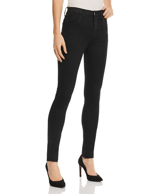 J Brand - Maria High Rise Skinny Jeans in Highway