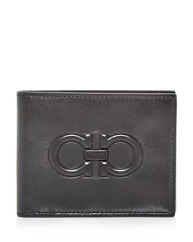 Salvatore Ferragamo - Firenze Leather Bi-Fold Wallet