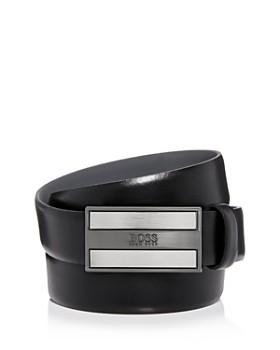 HUGO - Bexter 3.0 Leather Belt
