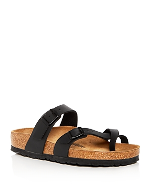 Birkenstock Women\\\'s Mayari Buckled Slide Sandals