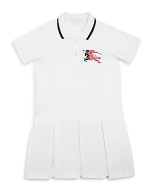 Burberry Girls Mollyanna Pleated Polo Dress  Little Kid Big Kid