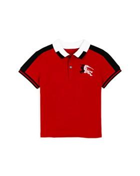 Burberry - Boys' Eric Color-Block Polo Shirt - Little Kid, Big Kid