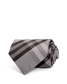 Burberry Clinton Check Classic Tie - Bloomingdale's_0