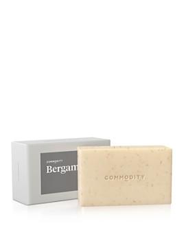 COMMODITY - Bergamot Exfoliating Bath Bar 8 oz.
