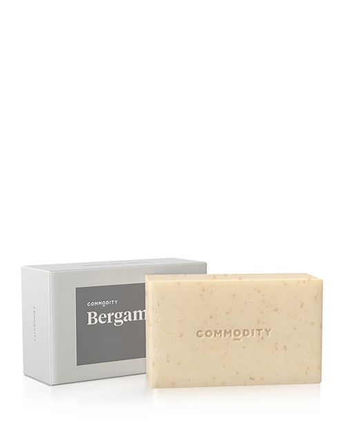 Commodity - Bergamot Exfoliating Bath Bar