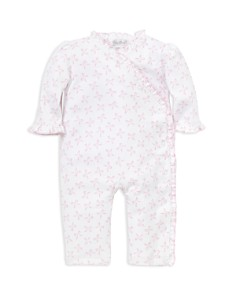 Kissy Kissy Girls' Bow-Print Playsuit - Baby - Bloomingdale's_0