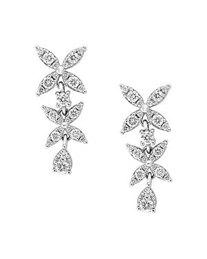 Bloomingdale's Diamond Drop Earrings in 14K White Gold, 0.70 ct. t.w. - 100% Exclusive