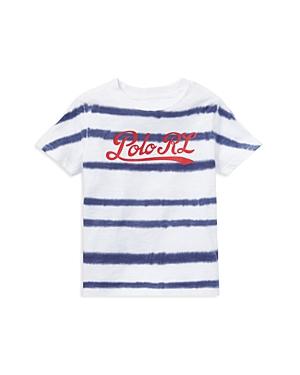 Polo Ralph Lauren Boys TieDye Logo Tee  Little Kid