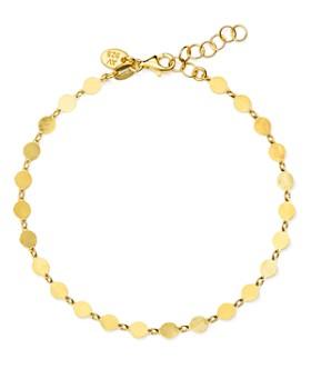 Argento Vivo - Gold Mirror Station Bracelet