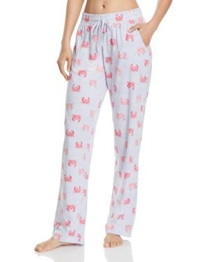 JANE & BLEECKER NEW YORK CRAB PJ PANTS