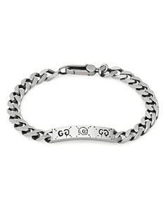 Gucci Sterling Silver Ghost Chain Bracelet - Bloomingdale's_0