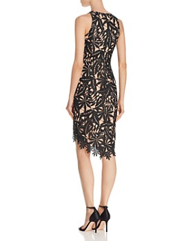 Adelyn Rae - Neve High/Low Lace Dress