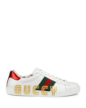 Gucci - Men's Guccy Ace Sneakers