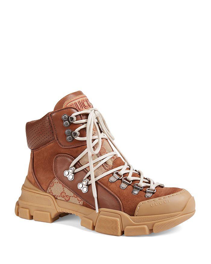 83a97cd14 Gucci Women's Flashtrek Trekking Boots | Bloomingdale's