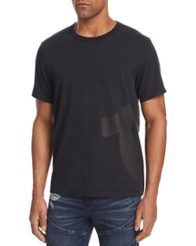 True Religion - Printed Mesh Logo Tee