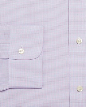 Brooks Brothers - Micro Check Classic Fit Dress Shirt