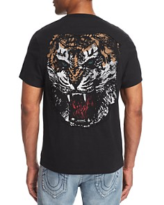 True Religion - Washed Tiger Tee