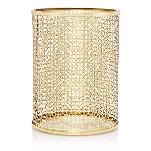 Paradigm Brass Links Wastebasket