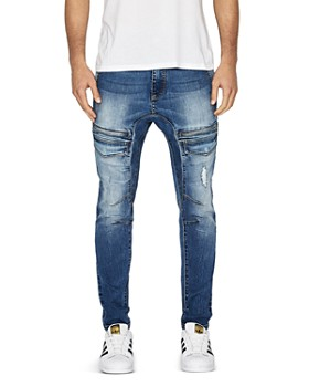 NXP - Hurricane Slim Fit Jeans in Lincoln Blue