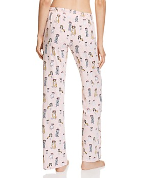 PJ Salvage - Dog Flower Crown Pants