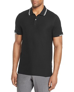 Michael Kors Tipped Regular Fit Polo Shirt - 100% Exclusive - Bloomingdale's_0