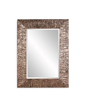 "Howard Elliott - Linden Rectangle Mirror, 49"" x 37"""