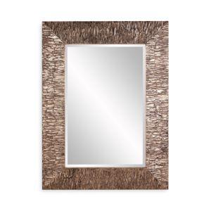 Howard Elliott Linden Rectangle Mirror, 49 x 37
