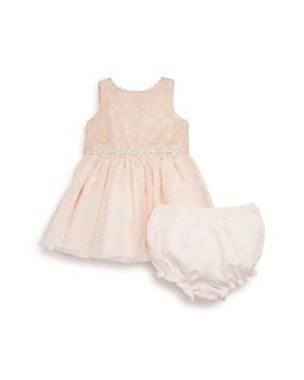 Pippa & Julie - Girls' Lace Tutu Dress & Bloomers Set - Baby