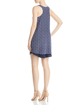Tory Burch - Sydney Floral Print Shift Dress