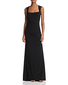 Adrianna Papell - Ruched Jersey Gown