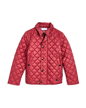 Burberry Girls' Lyle Quilted Jacket - Little Kid, Big Kid