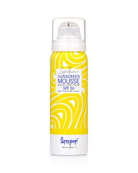 Supergoop! - Superpower Sunscreen Mousse SPF 50 3.4 oz.