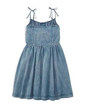 Ralph Lauren - Girls' Denim Dress - Big Kid