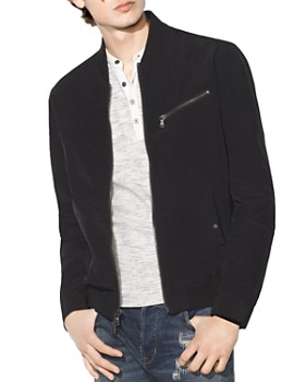 John Varvatos Star USA - Zip Pocket Jacket