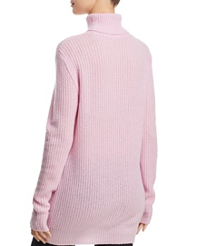 AQUA - Cashmere Turtleneck Tunic - 100% Exclusive