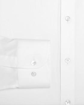 Armani - Twill Basic Regular Fit Dress Shirt