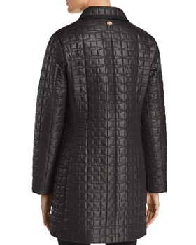 kate spade new york - Bow-Quilted Coat