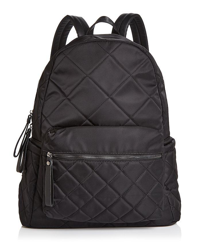 Sol & Selene - Large Motivator Quilted Nylon Backpack