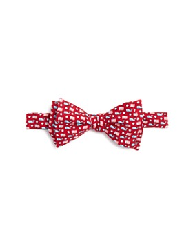 Vineyard Vines - Whale and Flag Bow Tie