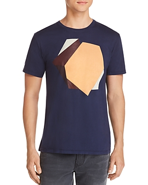 Vestige Abstract-Print Graphic Tee