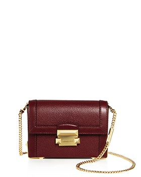 Michael Kors Jayne Convertible Leather Belt Bag 100 Exclusive