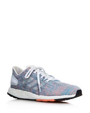 Women'S Pureboost Dpr Running Shoes, White, White/Coral