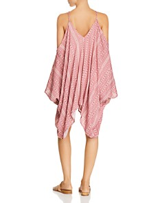 Surf Gypsy - Pom-Pom Tunic Swim Cover-Up