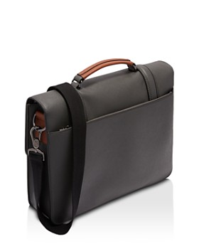 Ted Baker - Machu Crossgrain Satchel