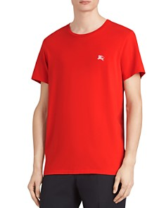 Burberry Logo-Embroidered Tee - Bloomingdale's_0